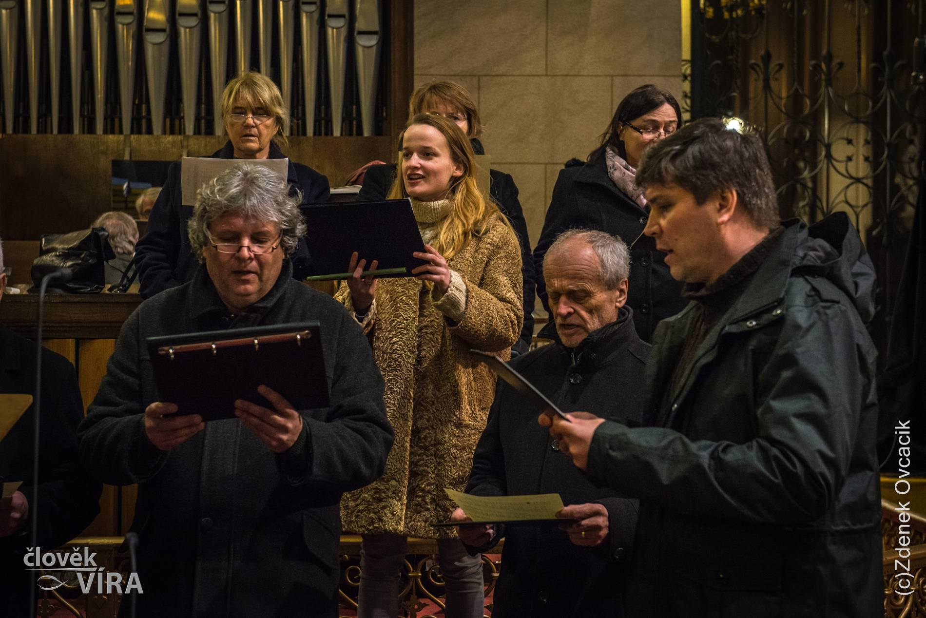 křesťanští hudebníci