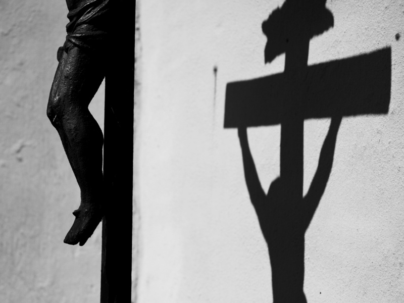 Kříž (foto Jana Vlčková)