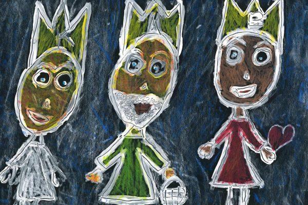 Nakresli tři krále 2020-12