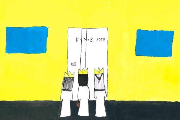 Nakresli tři krále 2020-21