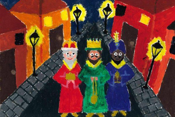Nakresli tři krále 2020-23