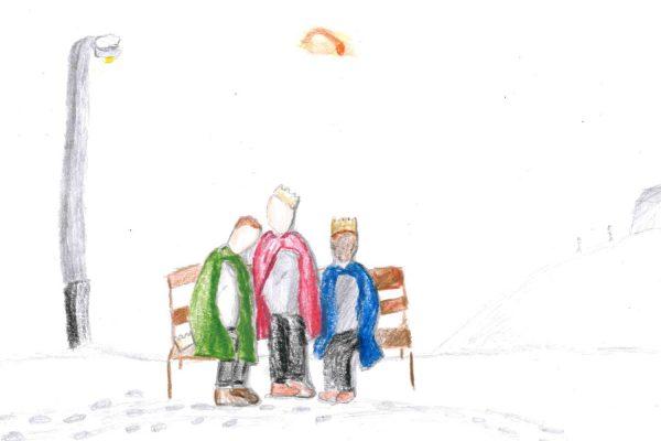 Nakresli tři krále 2020-32