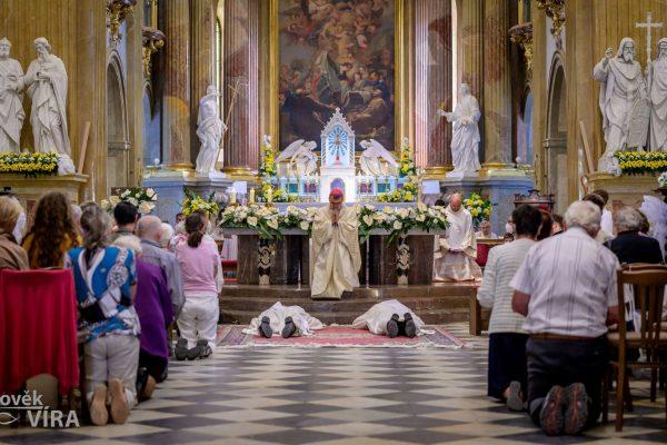 210626 kněžské svěcení Velehrad 05