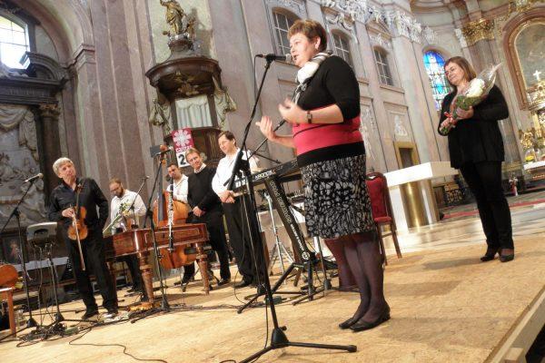 25 let Charity – benefiční koncert s Hradišťanem